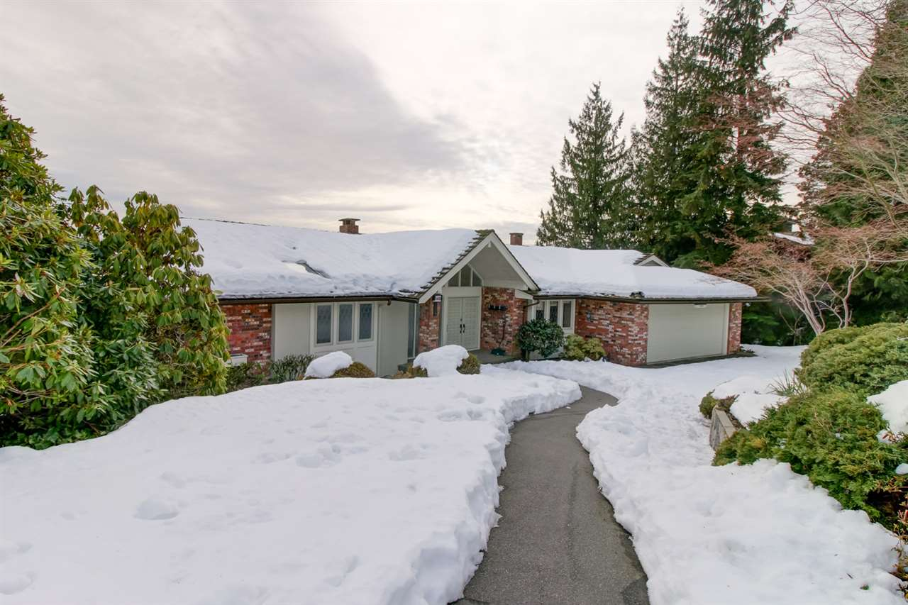 1418 BRAMWELL ROAD, West Vancouver, BC, V7S 2N9 Photo 1