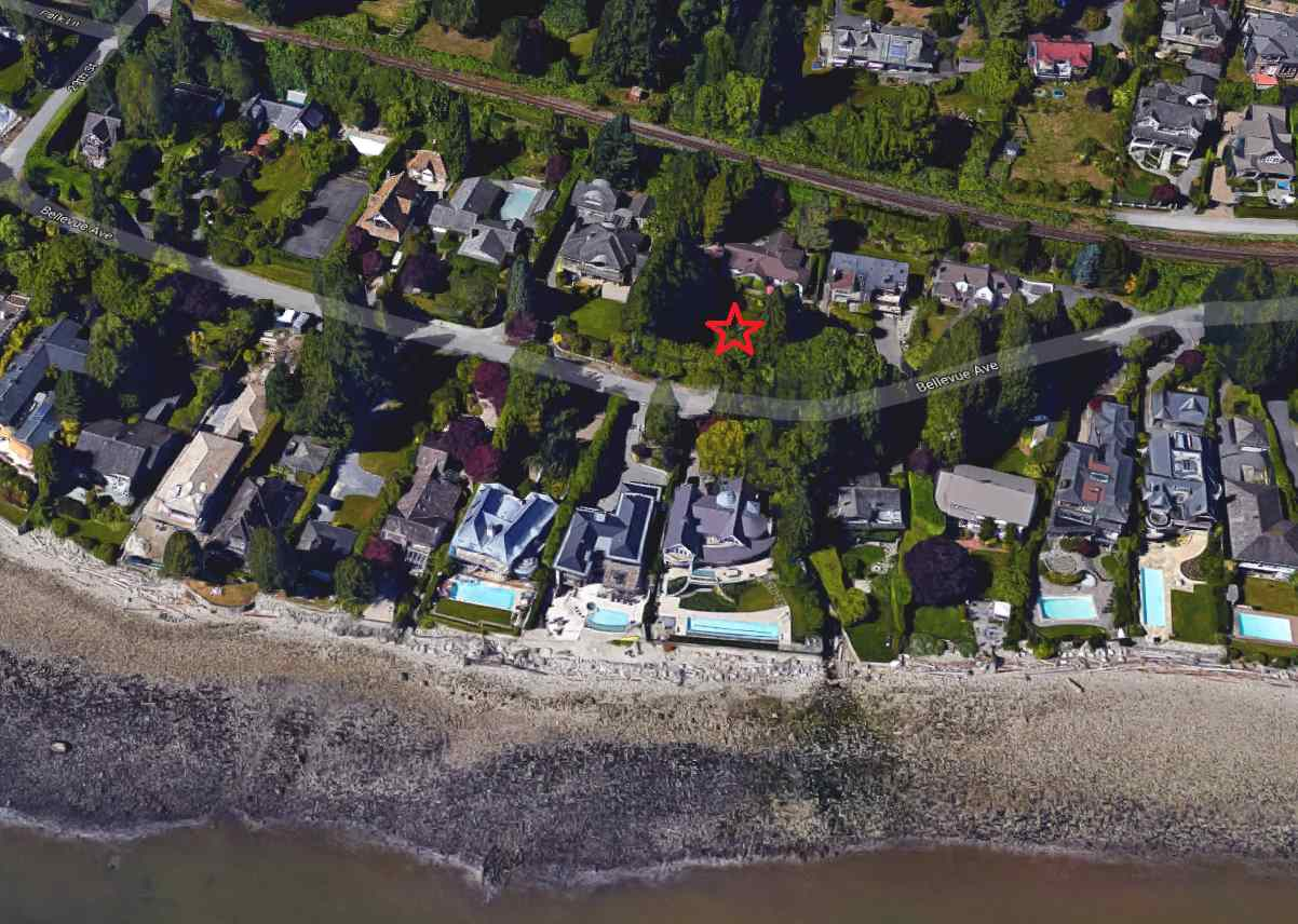 2859 BELLEVUE AVENUE, West Vancouver, BC, V7V 1E7 Photo 1