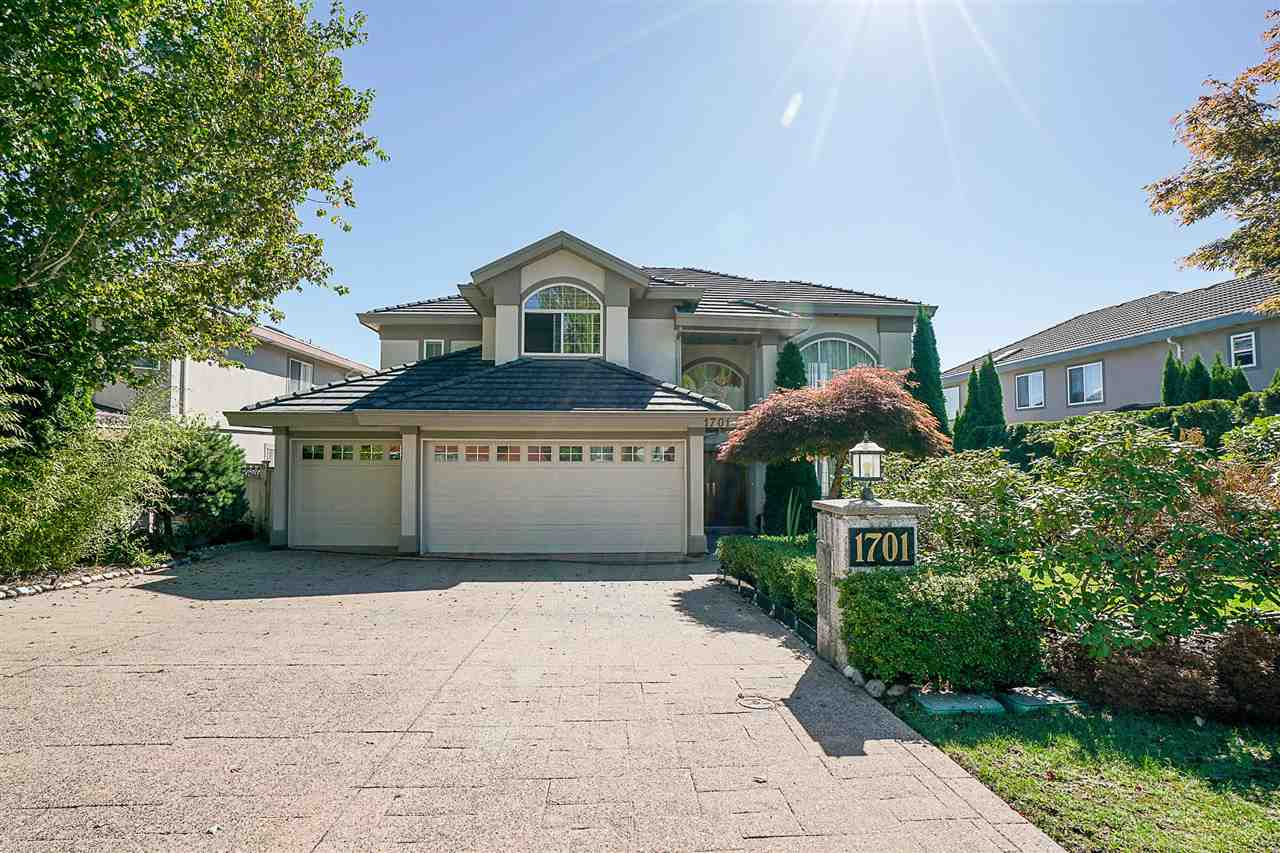 1701 DEER'S LEAP PLACE, Coquitlam, BC, V3E 3C8 Photo 1