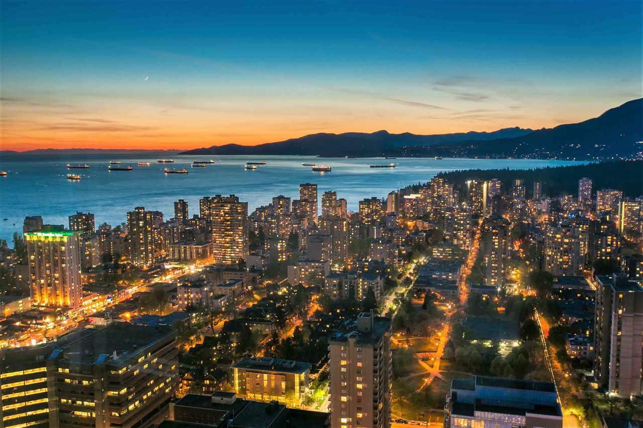 4701 938 NELSON STREET, Vancouver, BC, V6Z 3A7 Primary Photo