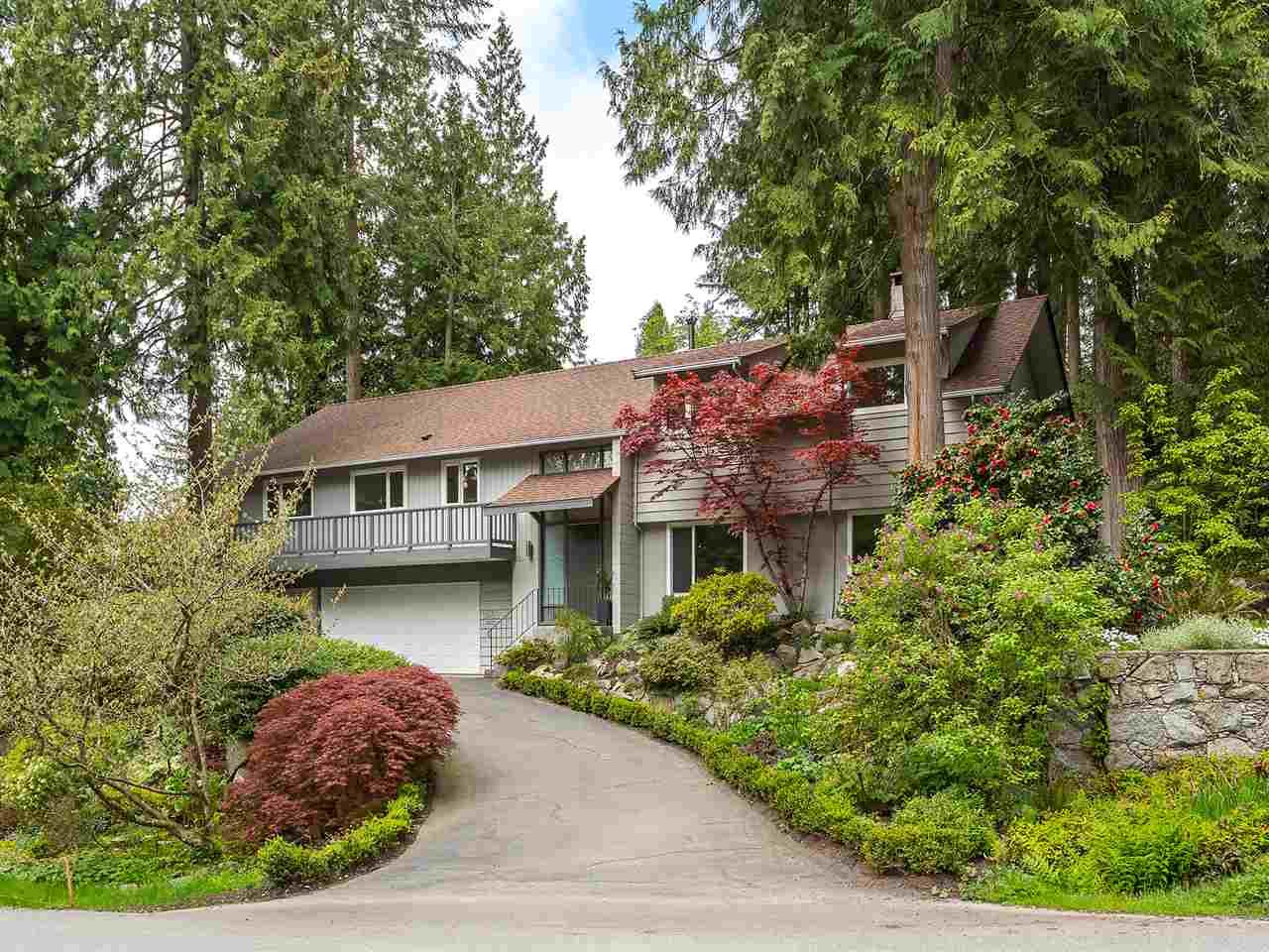3989 VIEWRIDGE PLACE, West Vancouver, BC, V7V 3K7 Photo 1