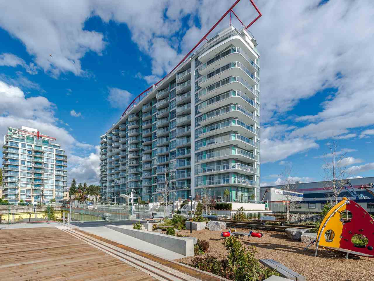 203 199 VICTORY SHIP WAY, North Vancouver, BC, V7L 0B2 Photo 1