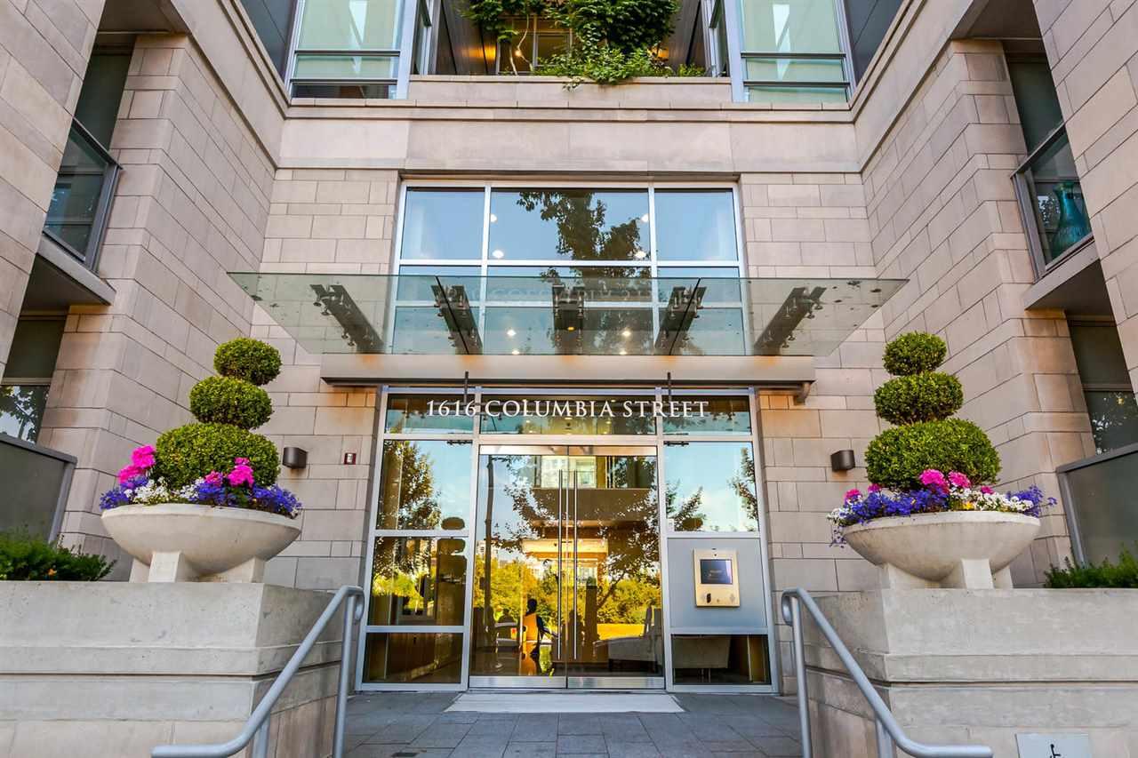 807 1616 COLUMBIA STREET, Vancouver, BC, V5Y 0B7 Primary Photo