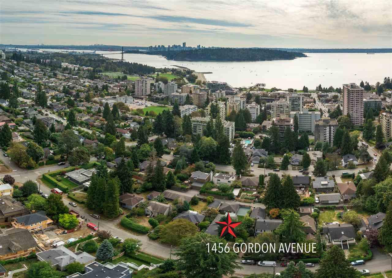 1456 GORDON AVENUE, West Vancouver, BC, V7T 1R6 Photo 1