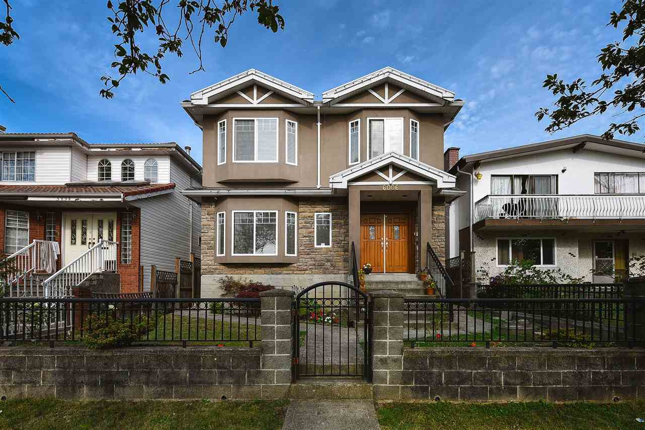 6006 DUMFRIES STREET, Vancouver, BC, V5P 3A9 Photo 1
