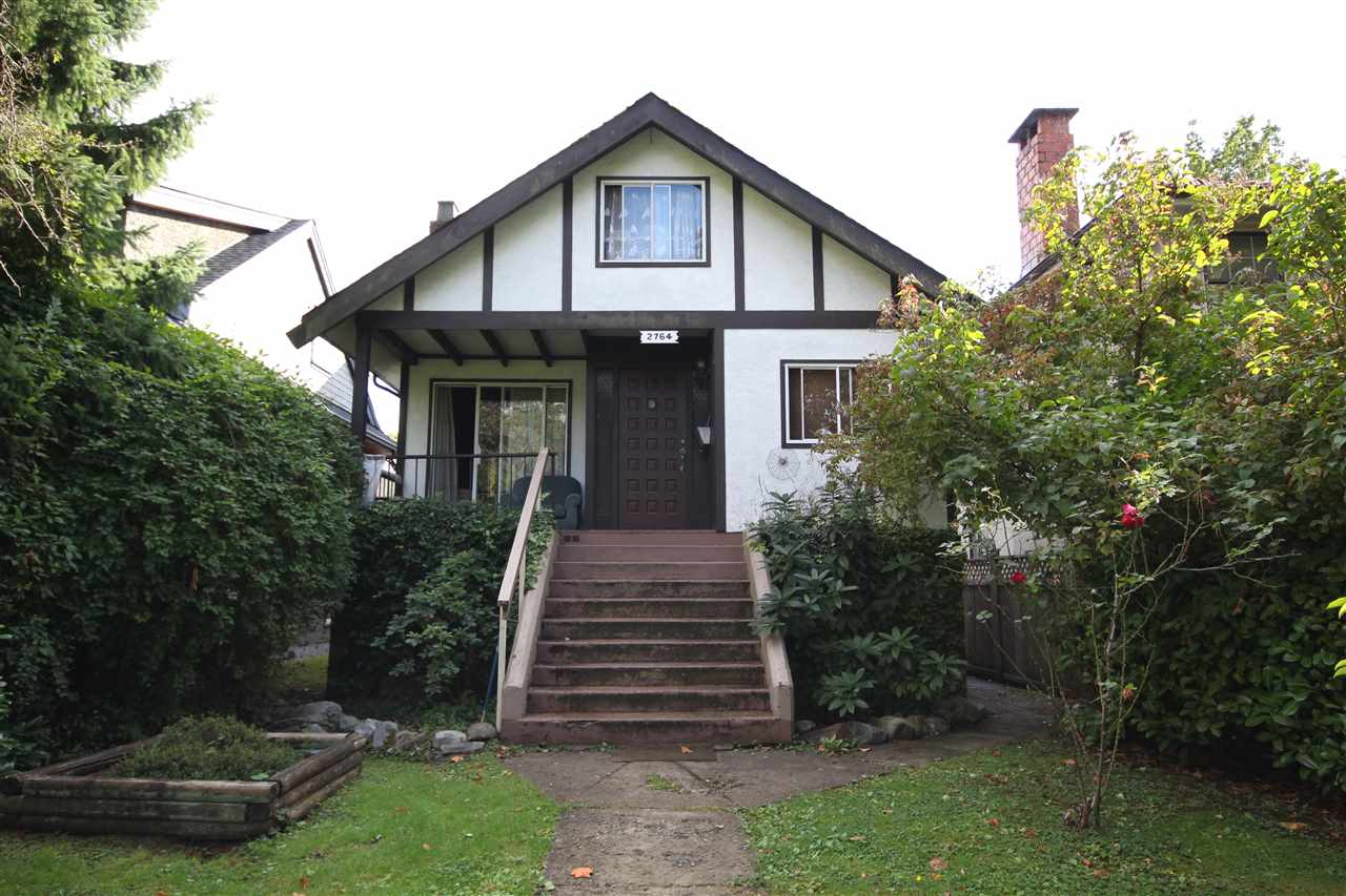 2764 W 14TH AVENUE, Vancouver, BC, V6K 2X2 Primary Photo