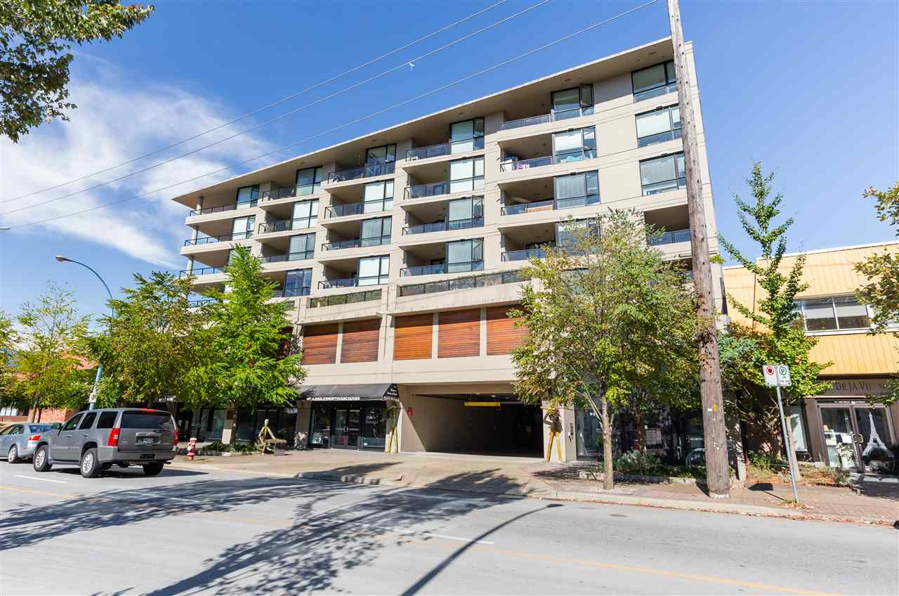 509 160 W 3RD STREET, North Vancouver, BC, V7M 0A9 Photo 1