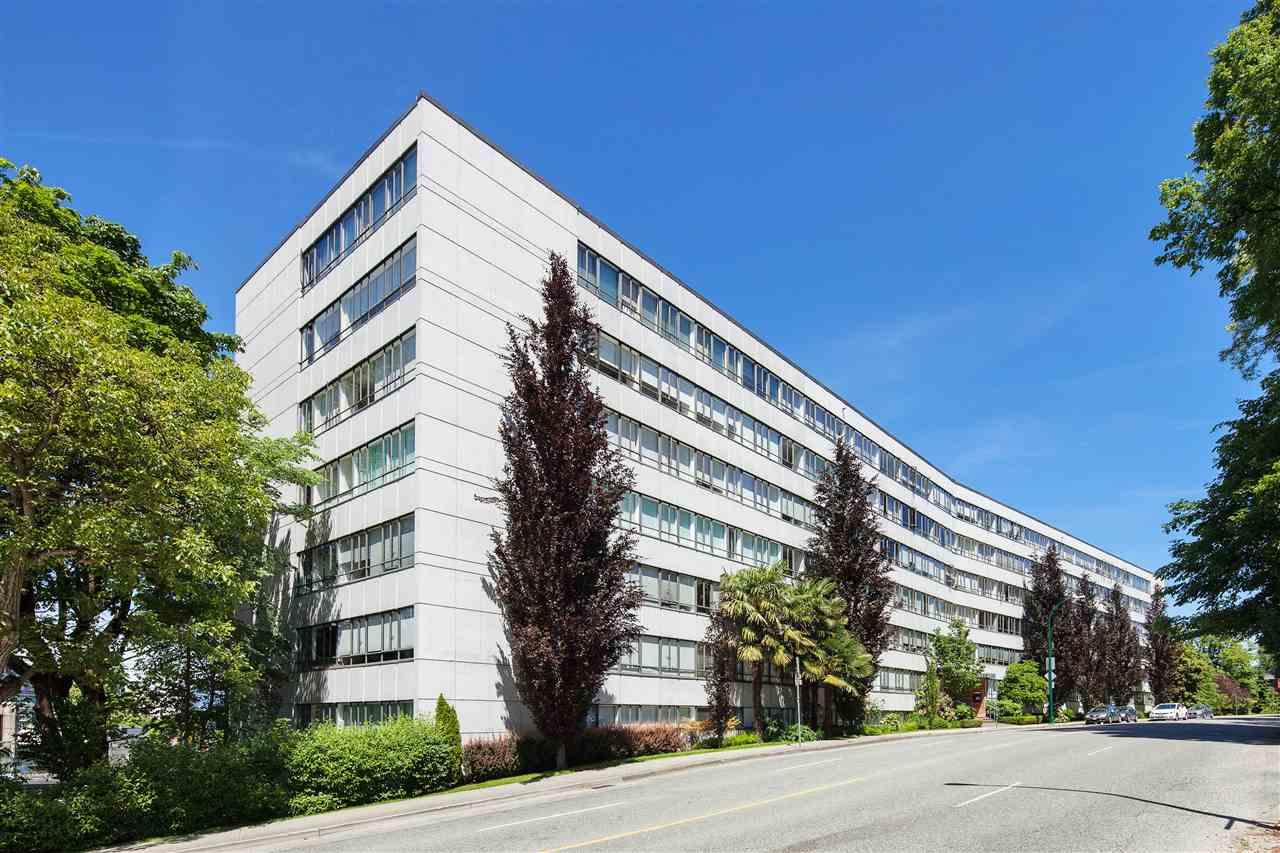 724 1445 MARPOLE AVENUE, Vancouver, BC, V6H 1S5 Primary Photo