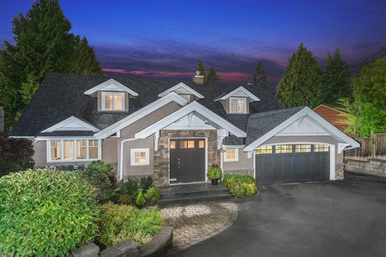 975 LEYLAND STREET, West Vancouver, BC, V7T 2L6 Photo 1