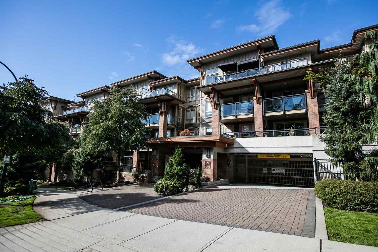 309 1633 MACKAY AVENUE, North Vancouver, BC, V7P 0A2 Photo 1