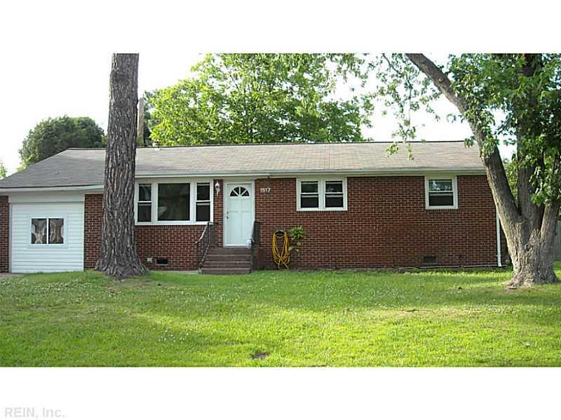 1517  BOXWOOD DR, Chesapeake, VA, 23323 Primary Photo