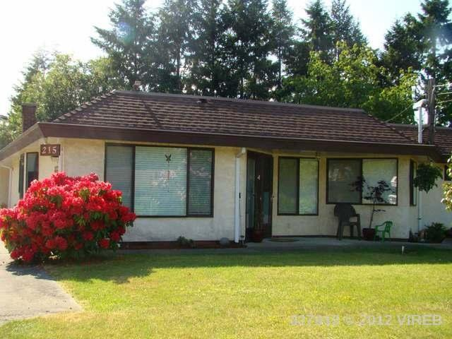 4 215 EVERGREEN STREET, Parksville, V9P 1M4 Primary Photo