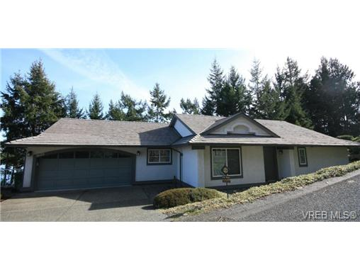 3655 Hatch Point Pl, Malahat & Area, BC, V0R 1L1 Primary Photo