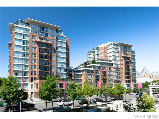 S606 737 Humboldt St, Victoria, BC - CAN (photo 1)