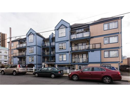 316 827 North Park St, Victoria, BC, V8W 3Y3 Photo 1