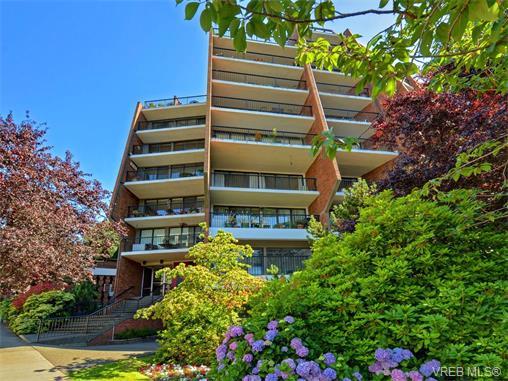 206 777 Blanshard St, Victoria, BC, V8W 2G9 Photo 1