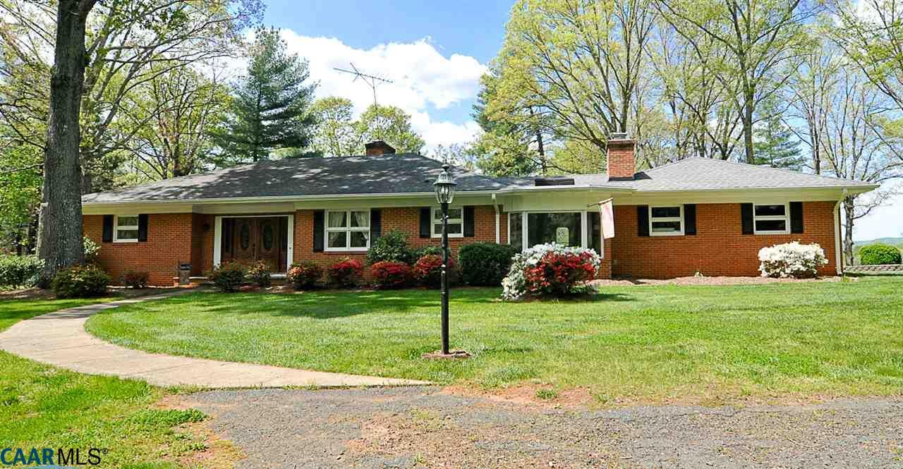 2136 RED HILL RD, CHARLOTTESVILLE, VA, 22903 Primary Photo