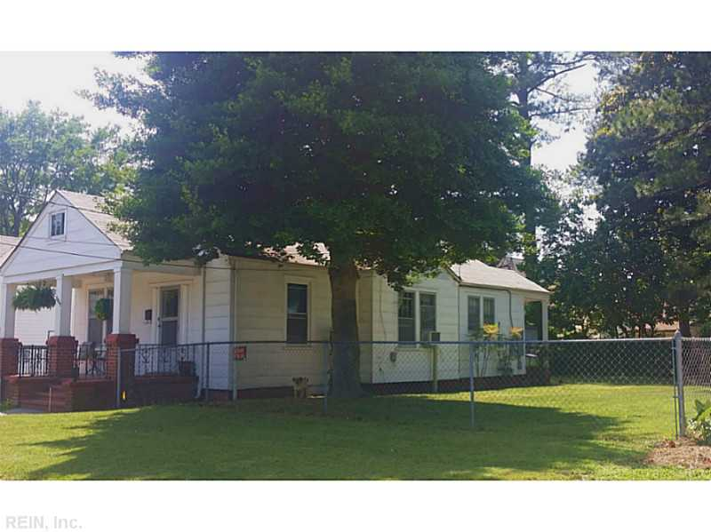 2809  BAPAUME AVENUE, Norfolk, VA, 23509 Primary Photo