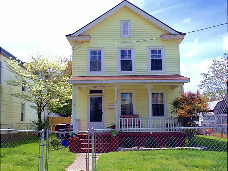 1218  SEABOARD AVENUE, Chesapeake, VA, 23324 Primary Photo