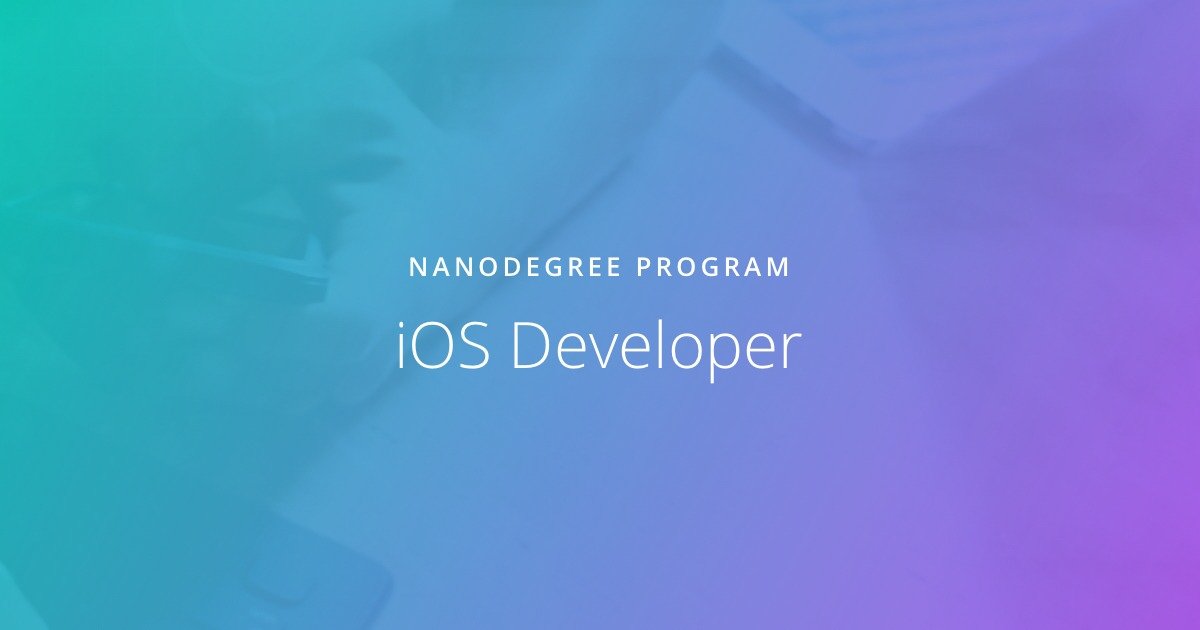 Become An Ios Developer Udacity