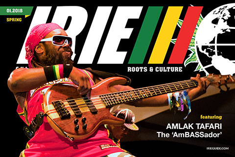 Irie™ Guide 01-2018 Spring Issue