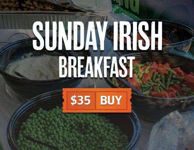 Production Sunday Irish Breakfast