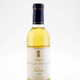 2001 Chateau Lahonade-Peyraguey - 375 mL
