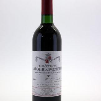 1990  Latour Pomerol - 750 mL