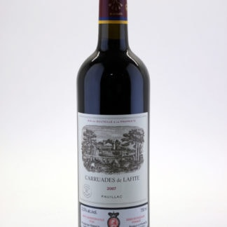2007  Carruades Lafite - 750 ml