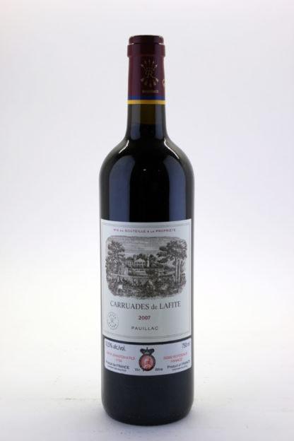 2007  Carruades Lafite - 750 ml