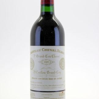 1989  Cheval Blanc - 750 mL