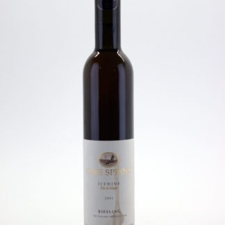 2001 Cave Springs Winery Riesling Icewine - 375 mL - st
