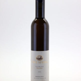2001 Cave Springs Winery Riesling Icewine - 375 mL