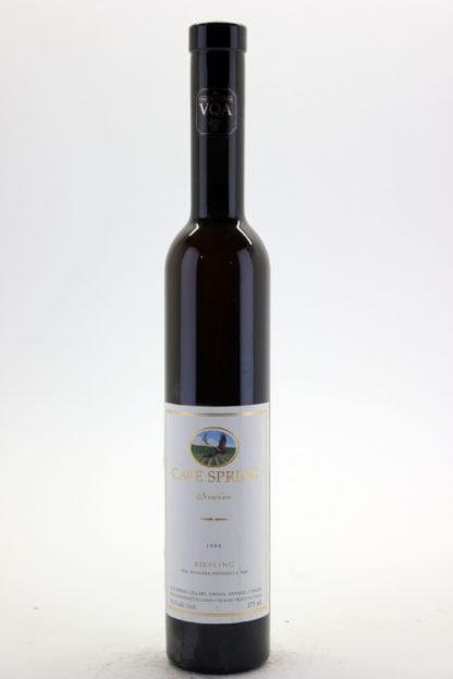 1998 Cave Springs Winery Riesling Icewine - 375 mL