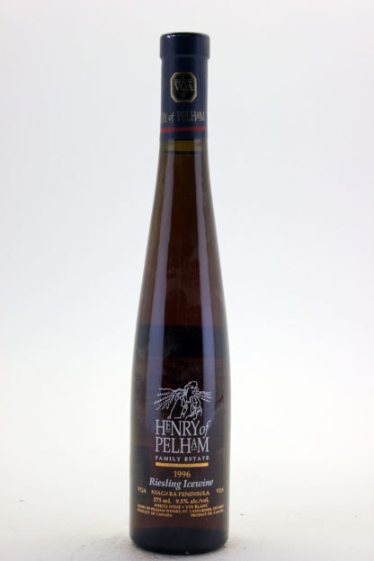 1996 Henry of Pelham Winery Riesling Icewine - 375 mL