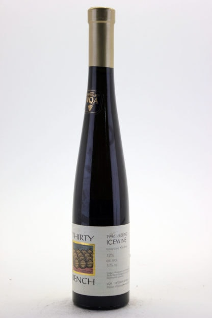 1996 Thirty Bench Winery Riesling Icewine - 375 mL
