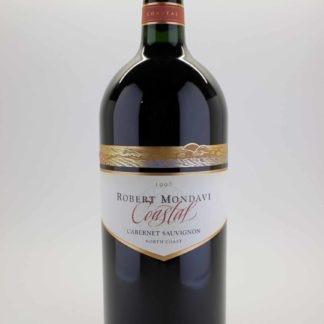 1996 Robert Mondavi Winery Coastal Cabernet Sauvignon - 3 L