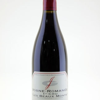 2001 Jean Grivot Vosne Romanee Beaux Monts - 750 ml