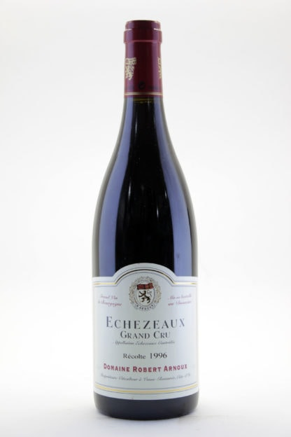 1996 Robert Arnoux Echezeaux - 750 ml