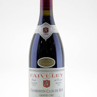 1998 Joseph Faiveley Chambertin Clos De Beze - 750 ml