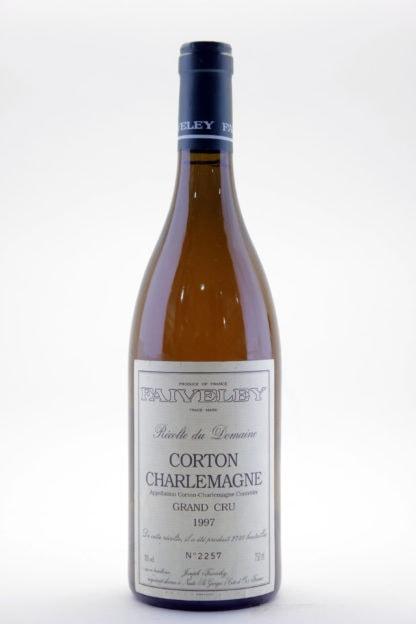 1997 Joseph Faiveley Corton Charlemagne Blanc - 750 ml