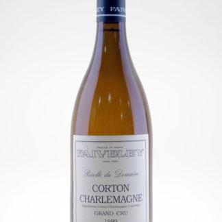 1999 Joseph Faiveley Corton Charlemagne Blanc - 750 ml