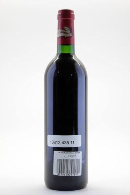 1996  Ducru Beaucaillou - 750 ml