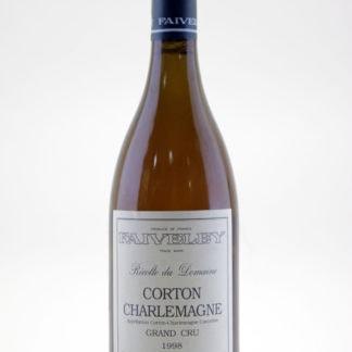 1998 Joseph Faiveley Corton Charlemagne Blanc - 750 ml