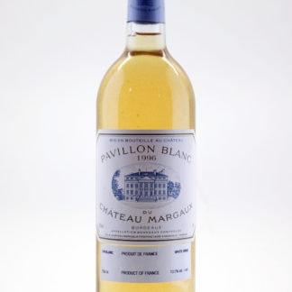 1996  Pavillon Blanc - 750 ml