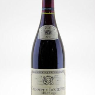 2001 Louis Jadot Chambertin Clos De Beze - 750 ml