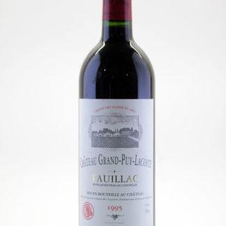 1995  Grand Puy Lacoste - 750 ml