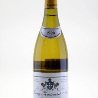 1999 Domaine Leflaive Puligny Montrachet Pucelles - 750 ml