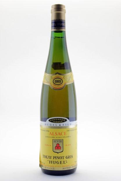 1989 Hugel Pinot Gris - 750 ml