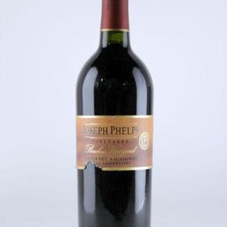 1997 Joseph Phelps Backus Vineyards Cabernet Sauvignon - 750